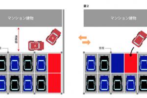 機械式駐車場は2階がオススメ