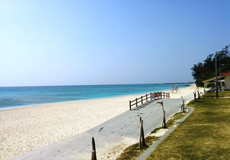 伊江ビーチ
